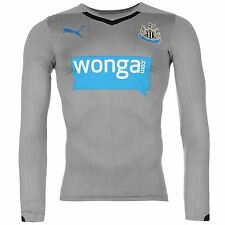 Puma Newcastle United FC Authentic Away Jersey 2014 2015 Mens Football Soccer
