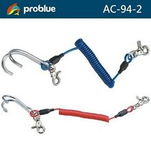 Problue Accessories Stainless Steel Reef Hook (Double Hook) AC-94-2 Diving