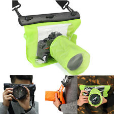 20M Underwater Housing Case Waterproof Bag Pouch for Canon Nikon SLR DSLR Camera