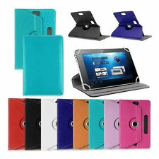 """360° Rotating PU Leather Spring Stand Case Cover for Acer Iconia Tab W 8"""""""