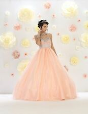 TheDressOutlet Quinceanera Long Dress Prom Ball Gown