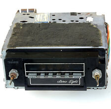 VINTAGE CADILLAC GM DELCO AM/FM RADIO STEREO 8 TRACK TAPE PLAYER - AS-IS