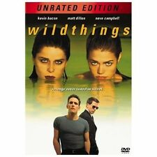 Wild Things (DVD, 2004, Unrated Version)