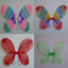 Kids Halloween Princess Fairy Butterfly Wings Girl Party Fancy Dress Costume 1PC