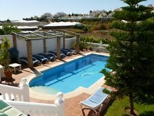 Easter Holiday in Spain sleeps 5 lovely villa & pool 40 WiFi & Air Con & UKTV