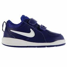 Nike Pico 4 Trainers Infants Royal/White Baby Sneakers Shoes Footwear