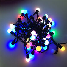 Colorful Waterproof Outdoor indoor RGB LED Lamp String Party House Decoration