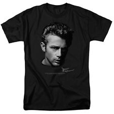 James Dean PORTRAIT Licensed Adult T-Shirt All Sizes