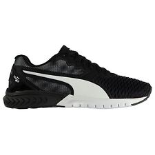 Puma Ignite Dual Running Shoes Womens Black/White Trainers Sneakers Sports Shoe