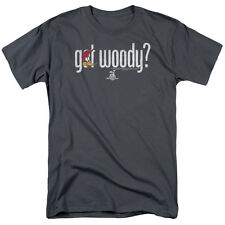 Woody Woodpecker Cartoon GOT WOODY? Licensed Adult T-Shirt All Sizes