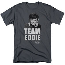 The Munsters TV Show Eddie Munster TEAM EDWARD Adult T-Shirt All Sizes