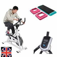 Exercise Bike and Indoor Fitness Cycling Machine / Home Gym Cardio Workout Cycle