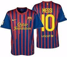 NIKE LIONEL MESSI FC BARCELONA HOME JERSEY 2011/12.