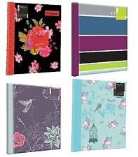 Self Adhesive Photo Album, Large Picture Albums, Three Pack, Easy Stick Pages