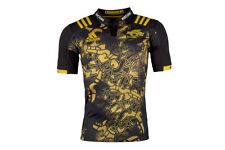 Hurricanes 2017 Adidas Territory Jersey Sizes S-3XL! Super Rugby! NZ All Blacks!