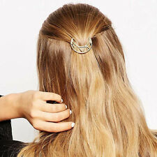 Moon Hairpin Women Girl Hair Accessories Jewelry Gift Lovely Hair Clip New