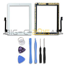 Touch Screen Digitizer with IC Chip & Home Button For Apple iPad 4 Replacement