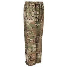 British Army MTP Goretex Waterproof Over Trousers Wet Weather Breathable MVP