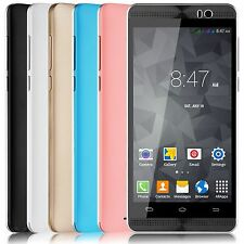 "XGODY 5.0"" Unlocked Dual Core Android 4.4 Smartphone 3G qHD Cell Phone 5MP GPS"