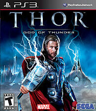 Thor: God of Thunder (Sony PlayStation 3, 2011)