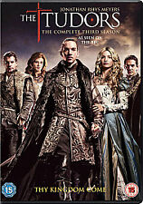 The Tudors - Series 3 - Complete (DVD, 2009, 3-Disc Set)  Mint Condition