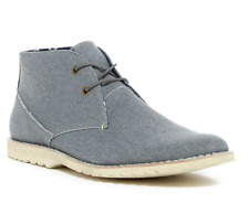 New in Box mens original penguin birdie lite canvas boots shoes chukka 8 8.5