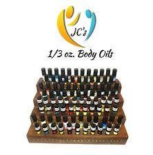 BODY OILS - 1/3 OZ. ROLL ON - ASSORTED - ONLY $2.24!!!!