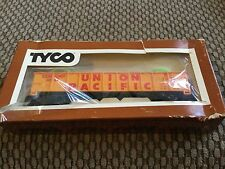 Tyco Union Pacific NG Pipes Gondola HO Scale-Vintage-IOB