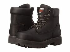 """Timberland Pro DIRECT ATTACH 6"""" WP Mens Black 26036 Soft Toe Waterproof Boots"""