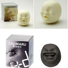 1 x Caomaru Face Ball Stress Relief Therapy Squeeze Vent stress reliever Toy TA
