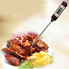 Meat Candy Jam Cooking Digital Thermometer Probe Food Kitchen BBQ Deep Fry HGUK