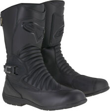 Alpinestars Mens Black Supertouring Gore-Tex Touring Motorcycle Boots