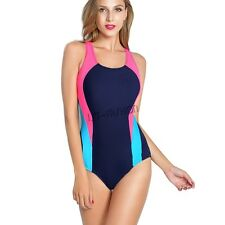 Womens Push Up Padded Monokini Bikini Swimsuit Beachwear Swimwear Bathing Suit