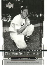 2005 Upper Deck Wingfield Collection #8 Ted Williams