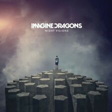 Imagine Dragons - Night Visions (Deluxe Edition) CD NEW