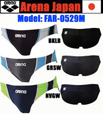Arena Japan FAR-0529M Nux-W Fina Approved Men's Competition Swimwear