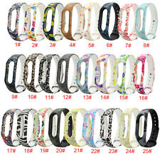 Replacement Sport Silicone Wrist Watch Band Bracelet Strap Fits For Xiaomi Mi2 .