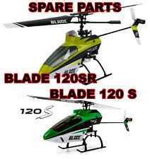 EFLITE BLADE HELI SPARE PARTS for 120SR / 120S RC MODEL HELICOPTER *NEW in Pack*