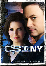 CSI: NY: The Seventh Season (Season 7) (6 Disc) DVD NEW