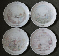 ROYAL DOULTON WIND IN THE WILLOWS COLLECTOR PLATES - CHOOSE YOUR PLATE