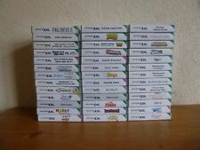 Boxed Nintendo DS Games - Select From List