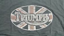 NWT Lucky Brand  Triumph S/S Black Graphic T-Shirt    Choose Size   L2004