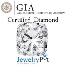 1.03CT E VVS2 Cushion GIA Certified & Natural Loose Diamond (5141018520)