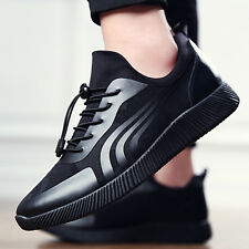 Fashion Men's England Breathable Recreational Boat Sport Flats Casual shoes WK25