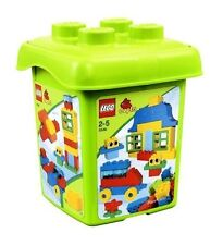New LEGO Bricks & More LEGO DUPLO Creative Bucket 5538 Contains 76 pieces