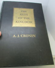 The Keys Of The Kingdom – A. J. Cronin – Hardcover Library Book – 1941