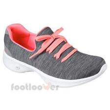 Shoes Skechers Go Walk 4 - All Day Comfort Sneakers 14177 gypk Woman Grey Pink
