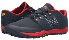 New Balance Minimus MT10v4 Trail Runner Men's Running Shoes, Outer Space/Red 9.5