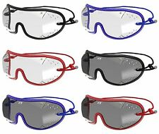 NEW- KROOPS DZ Skydiving Freefall Parachute Punch Vented Goggles |FREE UK P+P