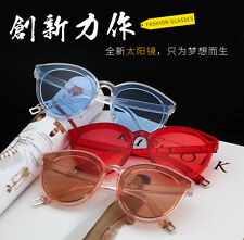 Uinsex for Womens and Men Summer Style Design Retro Vintage Sunglasses 6 Colors